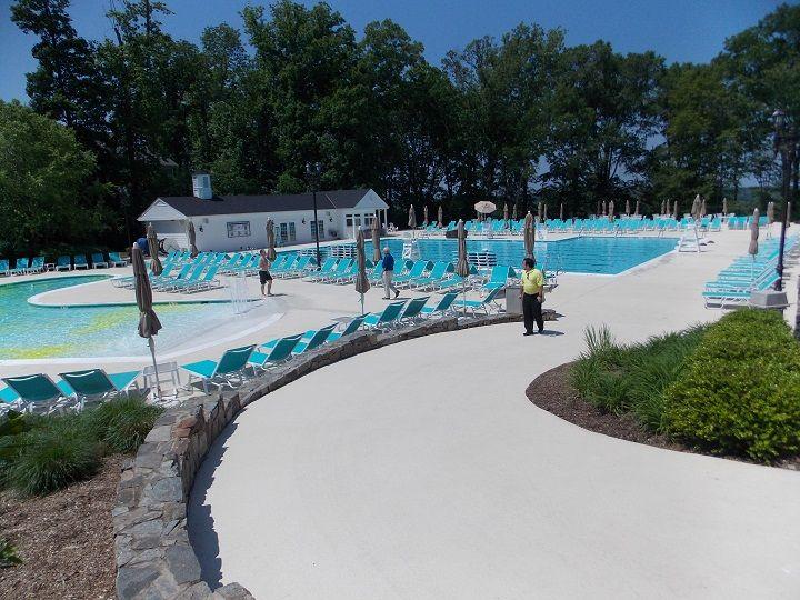 commercial pool deck resurfacing orlando
