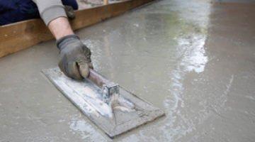 concrete-application